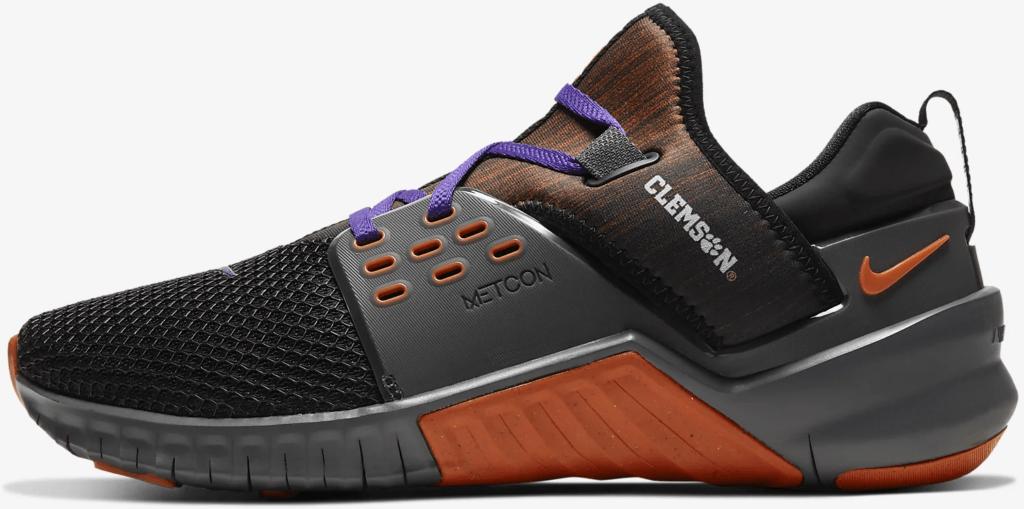 Nike Free x Metcon 2 - Clemson