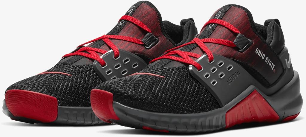 Nike Free X Metcon 2 - Ohio State
