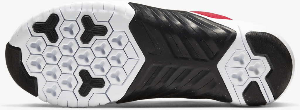 Nike Free X Metcon 2 - Men's Cross Training Shoe in University Red/Black/White/Team Red