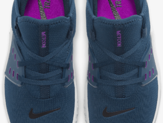 Nike Free x Metcon 2 Womens Trainer - Valerian Blue/Photon Dust/Black/Vivid Purple