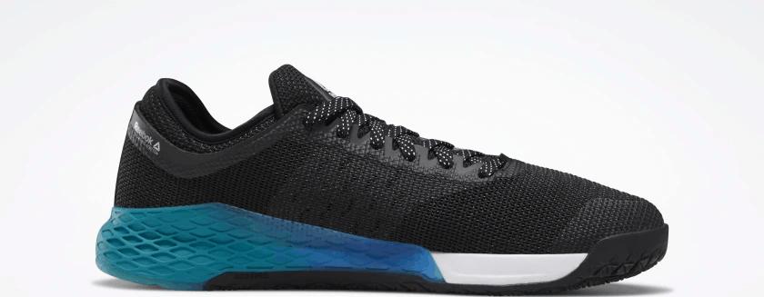 Reebok Nano 9 - Black/Seaport Teal/Humble Blue