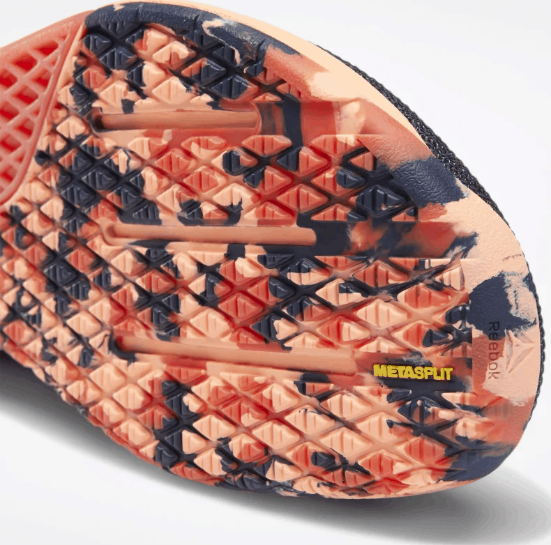 Reebok Nano 9 - Heritage Navy/Rosette/Sunglow