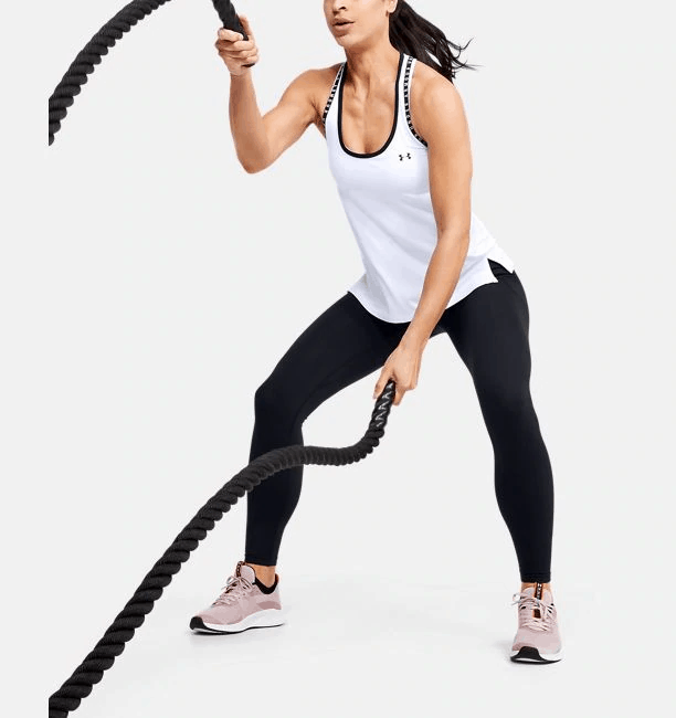 Women's UA Meridian Leggings - Battle Ropes