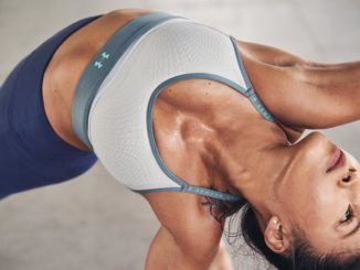 UA Infinity Bra - Sports Bra for the Gym