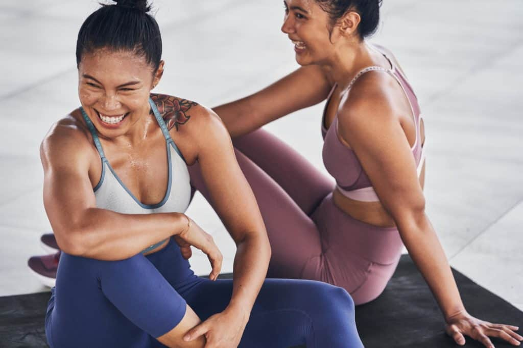 UA Infinity Bra - Sports Bra for the Gym