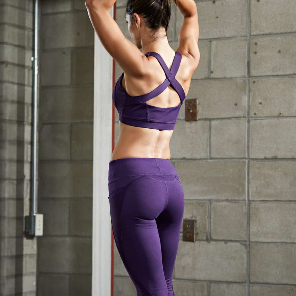 Nimbus workout tights from Hylete are great for a variety of workouts.