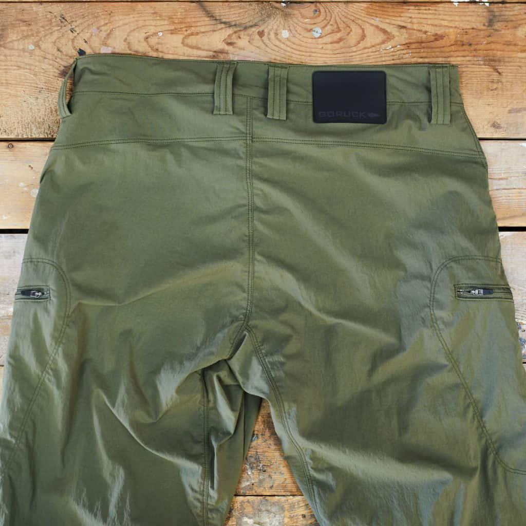 GORUCK Challenge Pants in Ranger Green