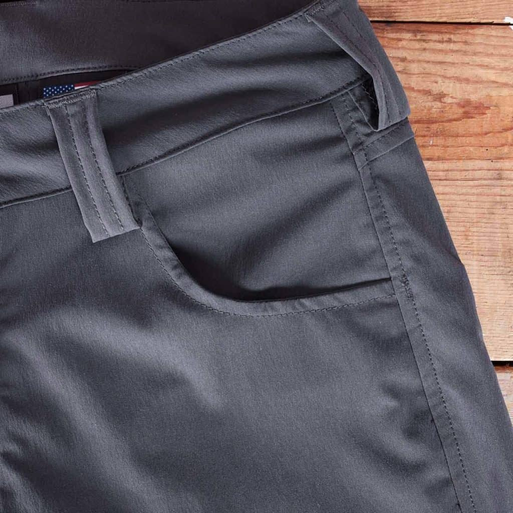 GORUCK Simple Pants Power - made from ToughDry Fabric