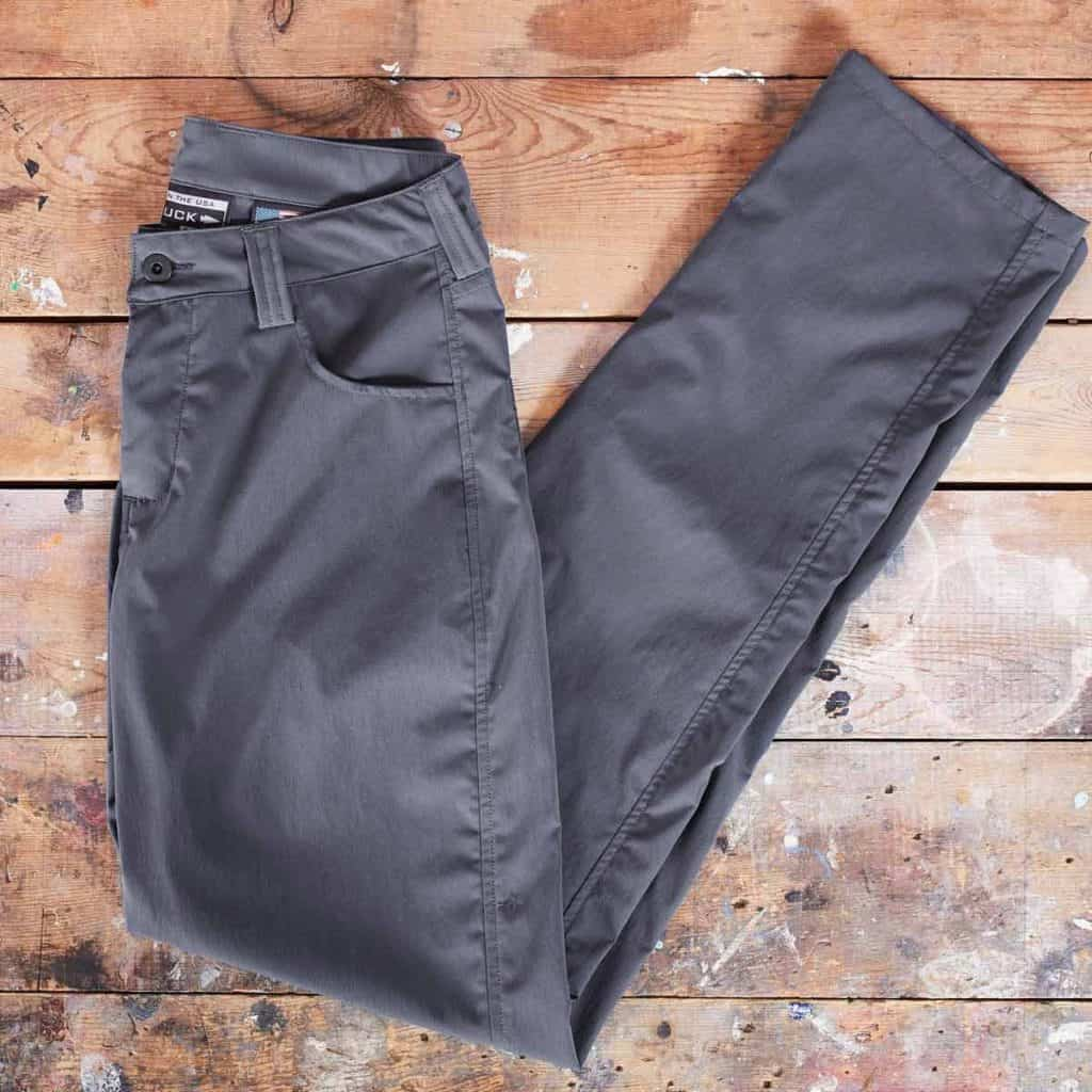 GORUCK Simple Pants for Women - Charcoal