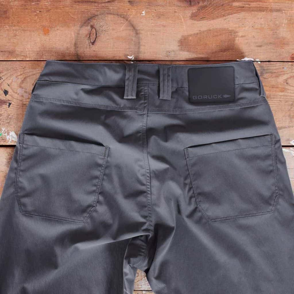 GORUCK Simple Pants for Women are super-comfortable