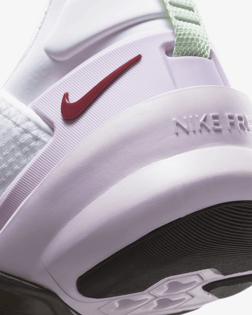 Nike Free X Metcon2 Women's Cross Trainer for CrossFit WOD - White/Iced Lilac/Black/Noble Red