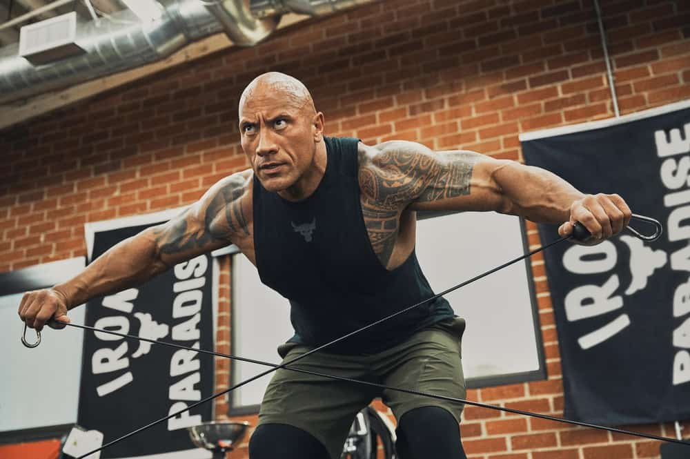 Dwayne Johnson Leads The Charge with His Latest Project Rock Collection