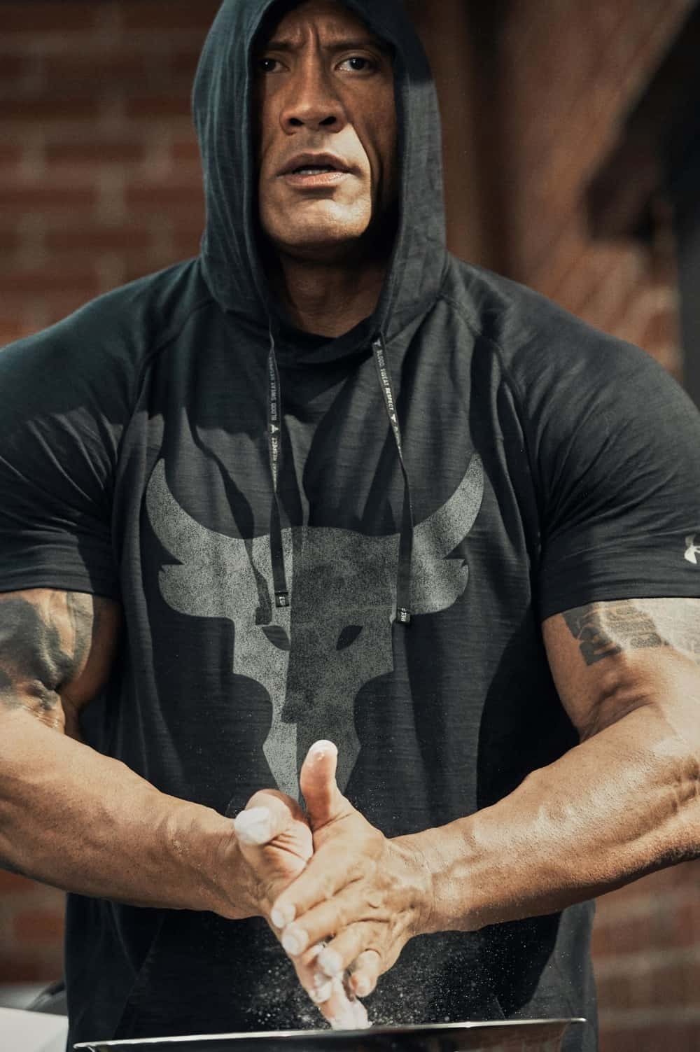 Project Rock Collection Apparel and Footwear from Under Armour - and Dwayne Johnson
