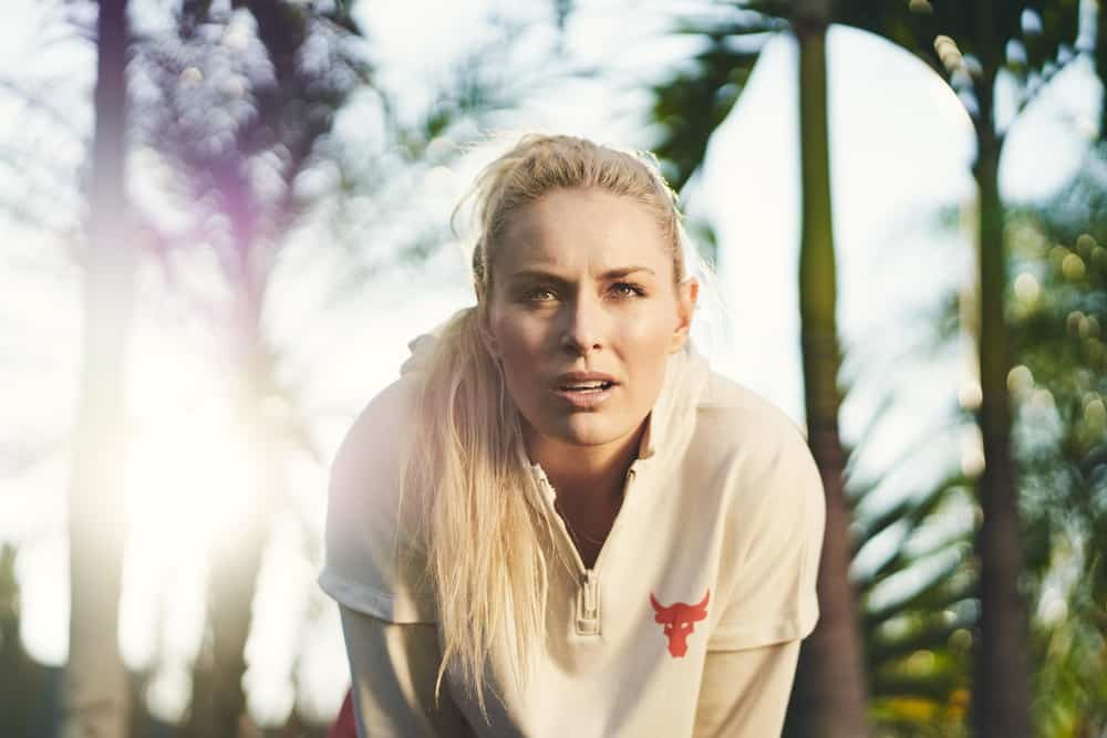 Lindsey Vonn Leads The Charge with His Latest Project Rock Collection
