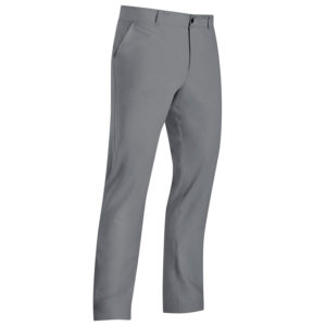 Front of the Modus Walk Pant from Hylete in Cool Gray