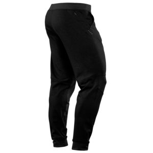Back view of the Hylete Workout Pants for CrossFit - Flexion Pant in Black