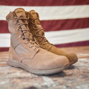 GORUCK MACV-1 AR 670-1 Compliant Boot (Coyote Suede 8