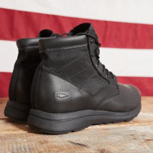 GORUCK MACV-1 lightweight boot 6-inch black leather