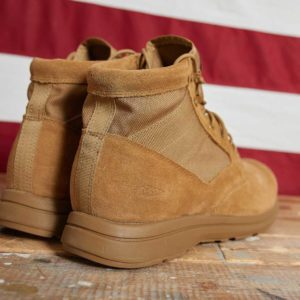 GORUCK MACV-1 Rucking Boot in Coyote Suede (6
