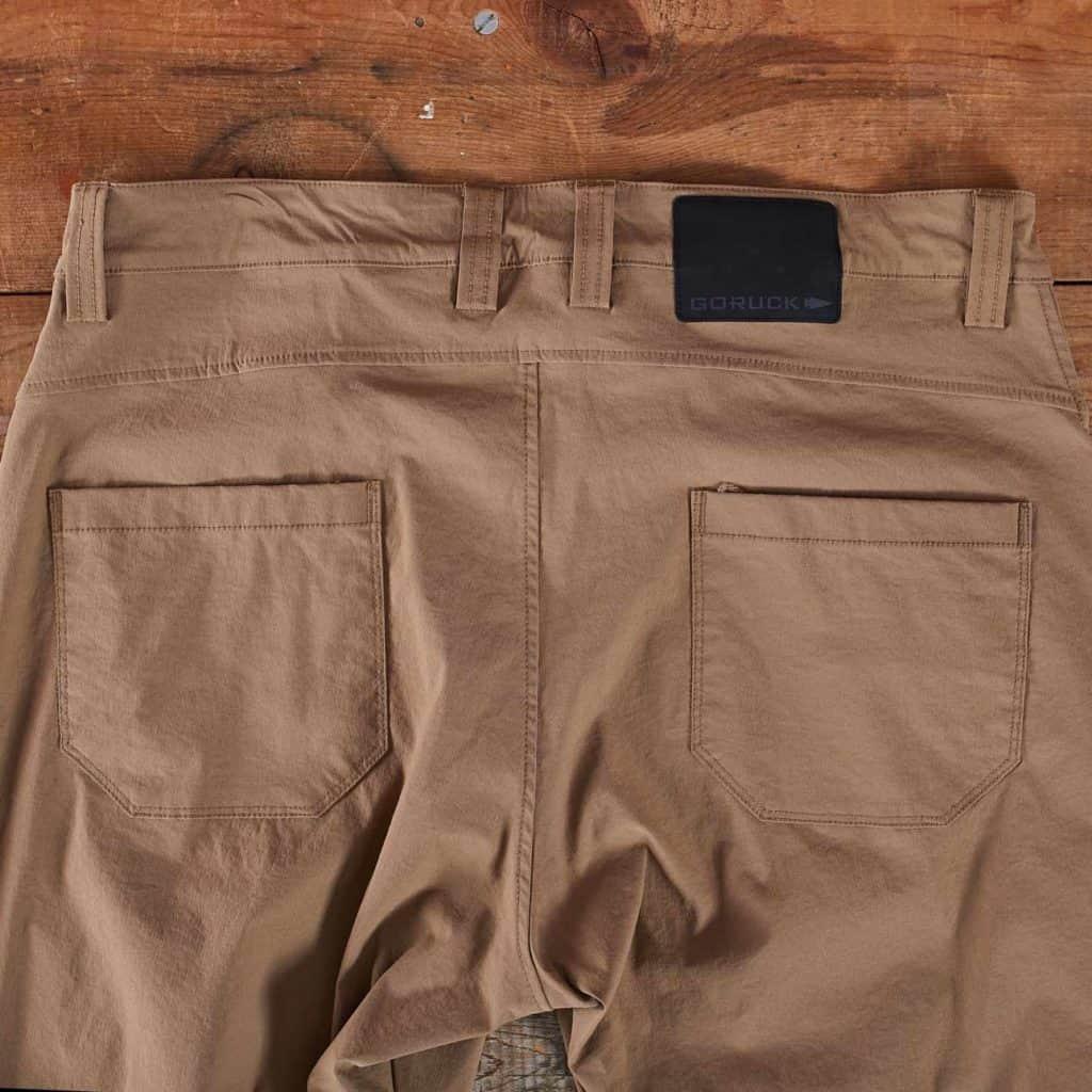 GORUCK Simple Pants for Men - Coyote Brown