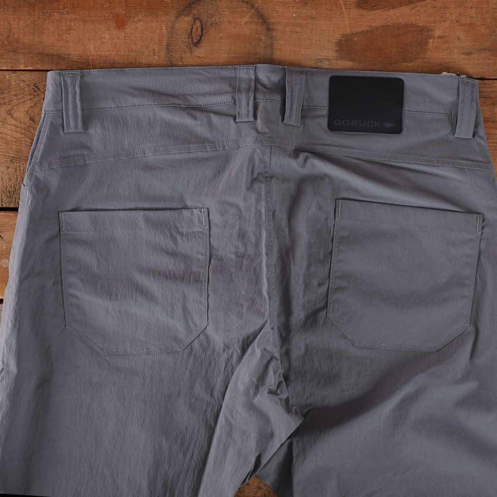 GORUCK Simple Pants for Men - Grey