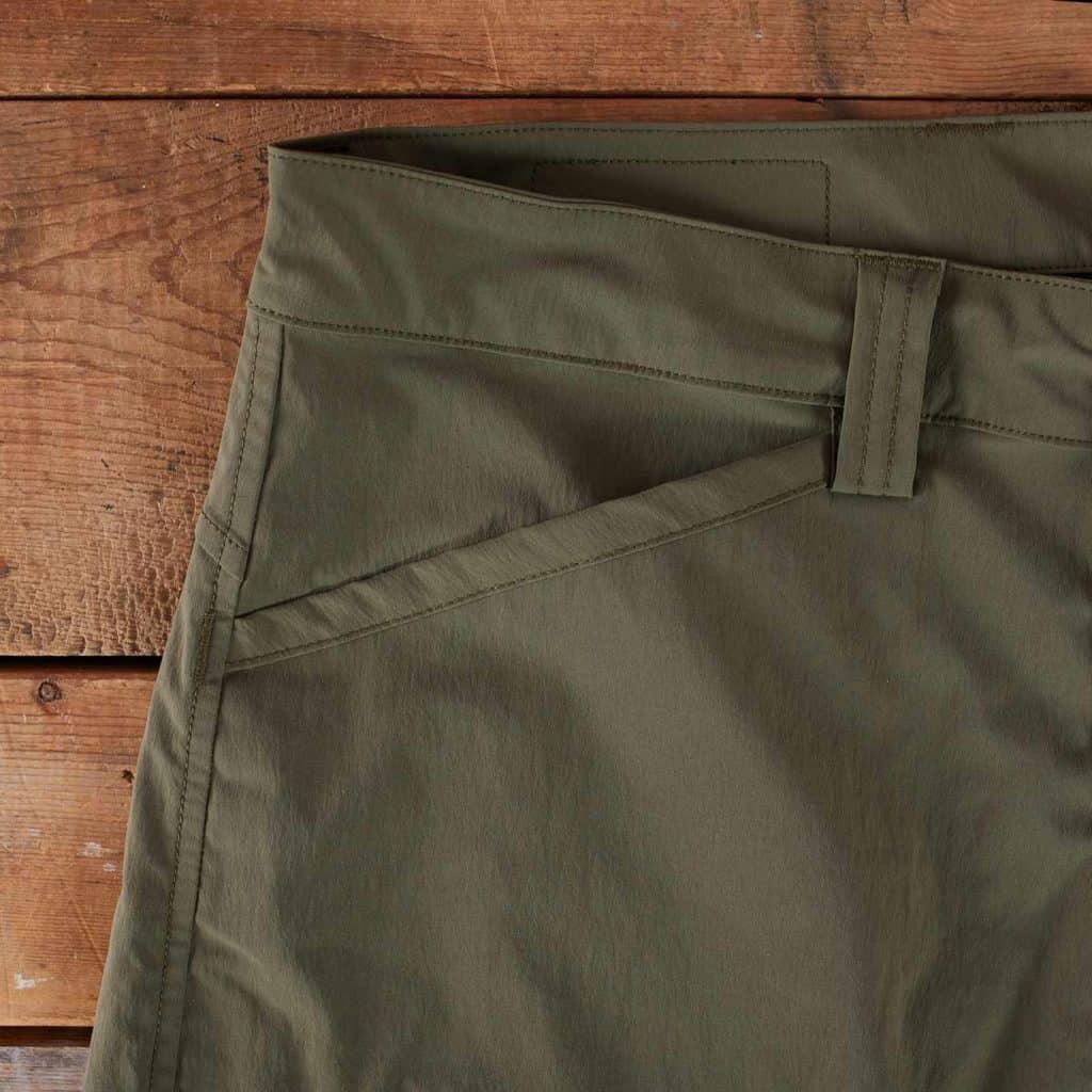 GORUCK Simple Pants for Men - Ranger Green