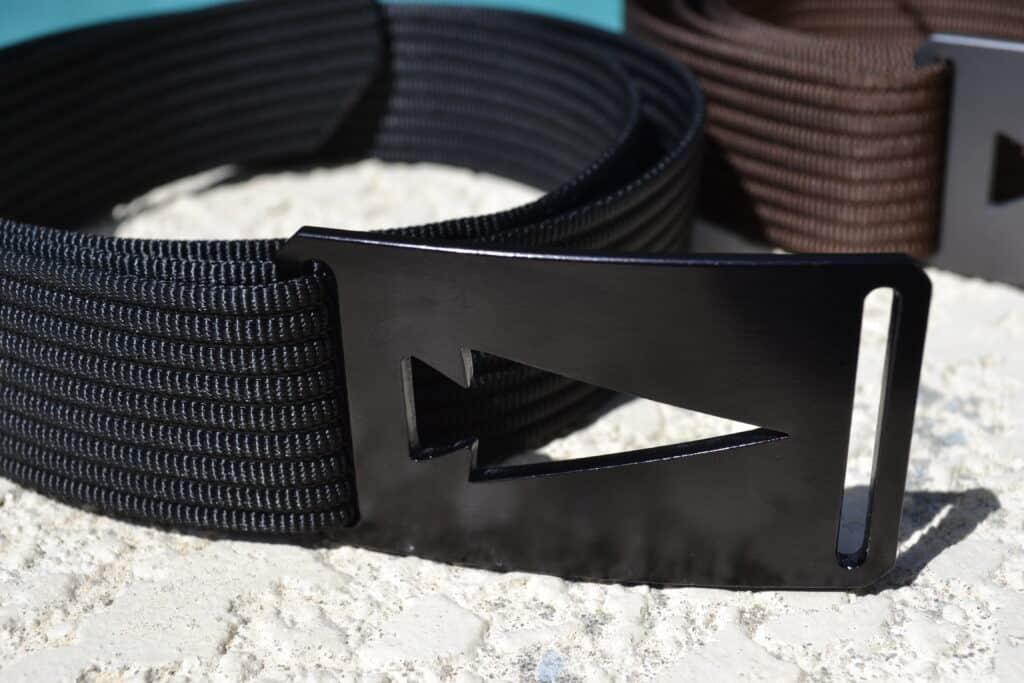 GORUCK Spearhead Web Belt (Black)
