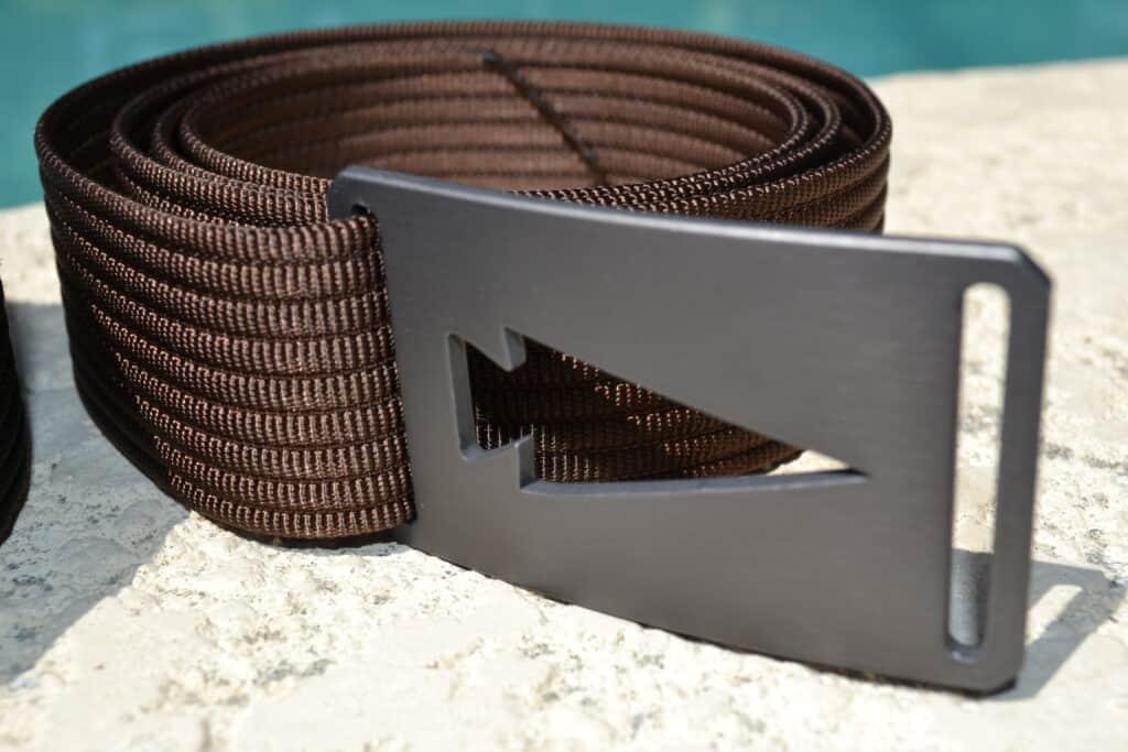 GORUCK Spearhead Web Belt (Brown)
