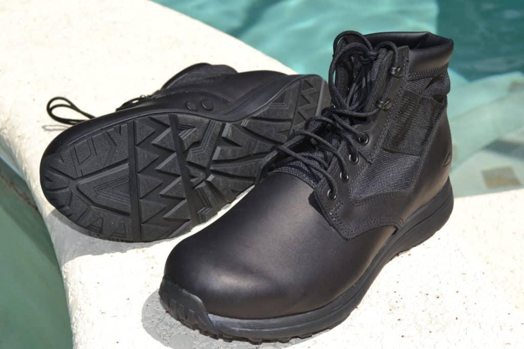 GORUCK MACV-1 in Black Leather