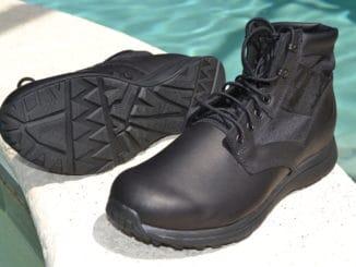 GORUCK MACV-1 Black Leather Generation 2 Boot