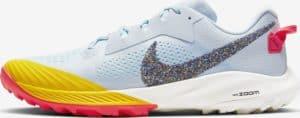Nike Air Zoom Terra Kiger 6 in Aura/Mint Foam/Speed Yellow/Blackened Blue