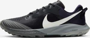 Nike Air Zoom Terra Kiger 6 in Off Noir/Black/Iron Grey/Spruce Aura