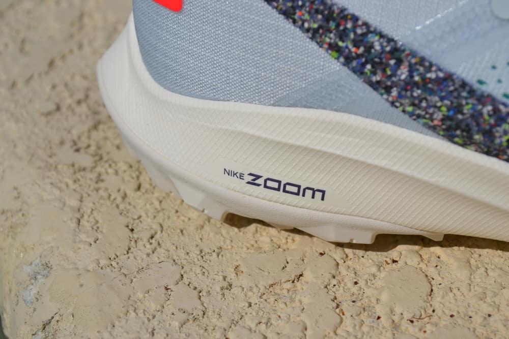 Nike Air Zoom Terra Kiger 6 Heel View