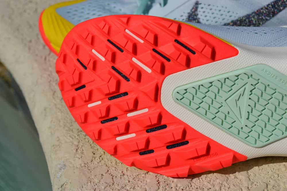 Nike Air Zoom Terra Kiger 6 Outsole forefoot