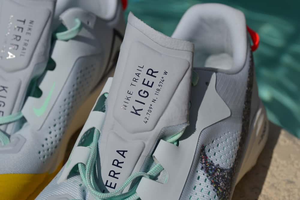 Nike Air Zoom Terra Kiger 6 - Padded Tongue