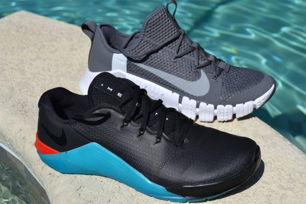 Nike Free Metcon 3 vs Nike Metcon 5