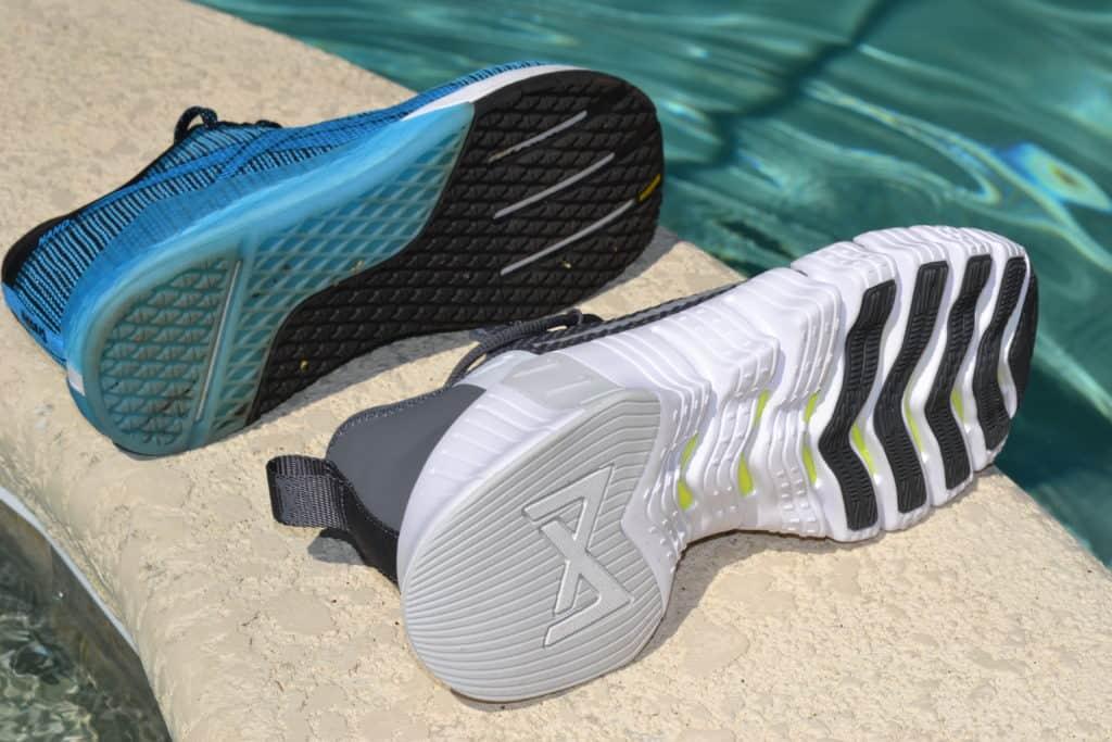 Nike Free Metcon 3 vs Reebok Nano 9