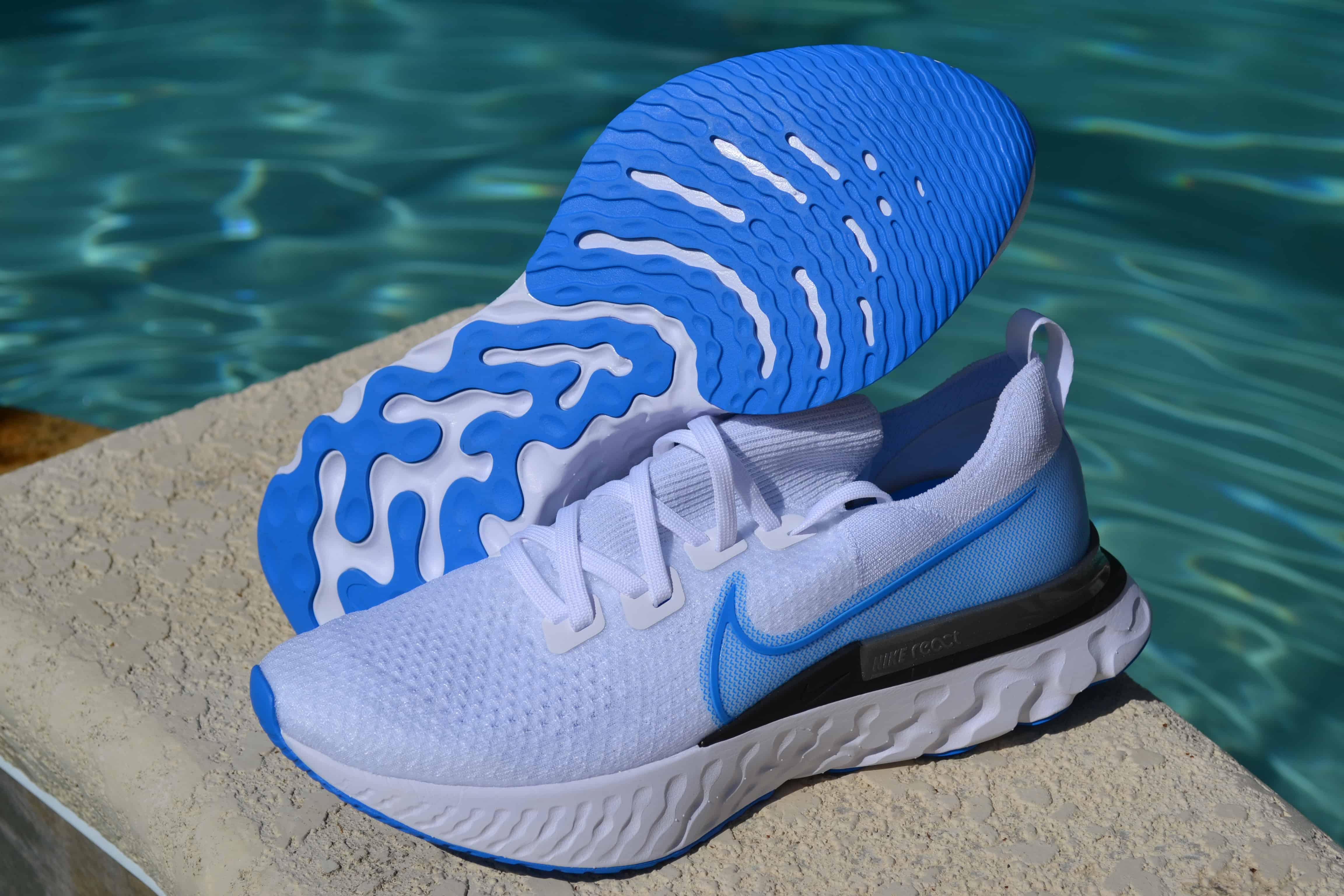 Nike React Infinity Run Flyknit - New Running Shoe Review - Cross ...