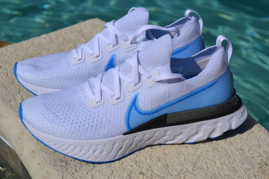 Nike React Infinity Run Flyknit - New Running Shoe for 2020