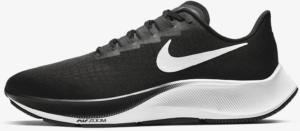 Nike Air Zoom Pegasus 37 Men's Running Shoe Extra Wide in White/Black