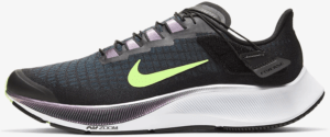 Nike Air Zoom Pegasus 37 Running Shoe with FlyEase