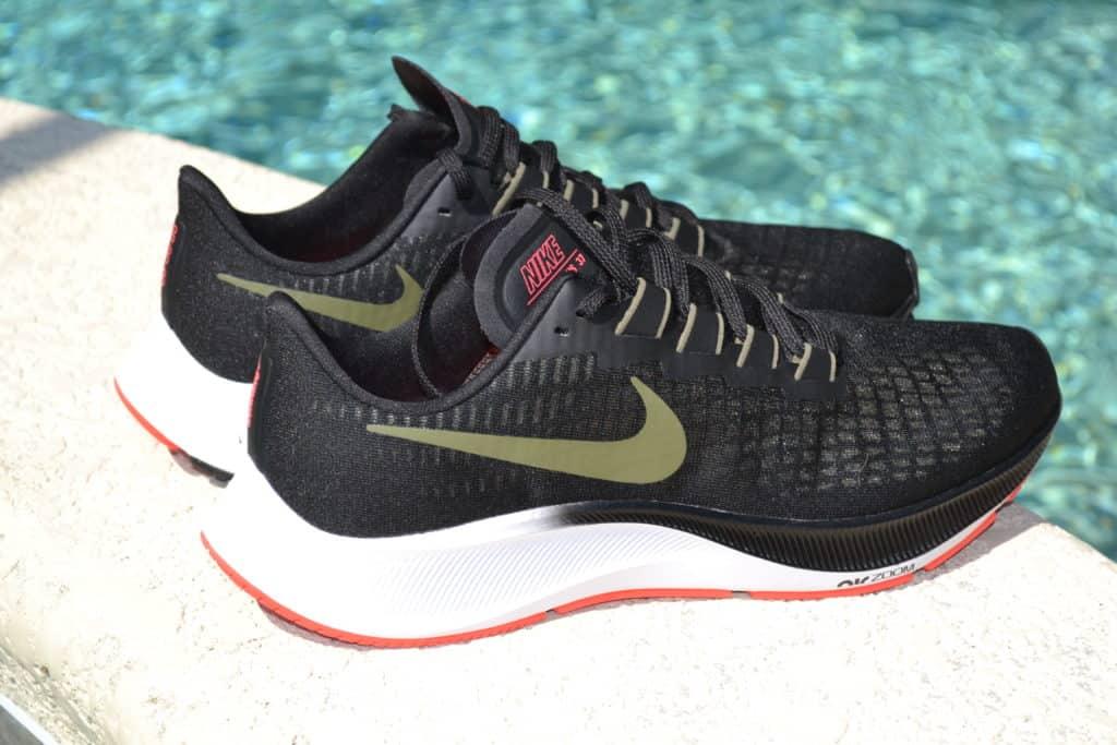 Nike Air Zoom Pegasus 37 side profile