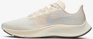 Nike Air Zoom Pegasus 37 Women's Running Shoe in Pale Ivory/Barely Volt/Sail Ghost