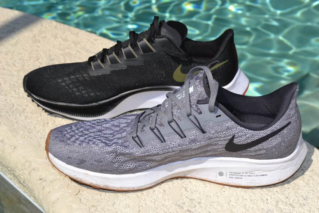 Nike Air Zoom Pegasus 36 - side by side