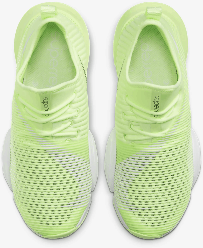 NIke Air Zoom SupreRep - Upper is soft and comfortable
