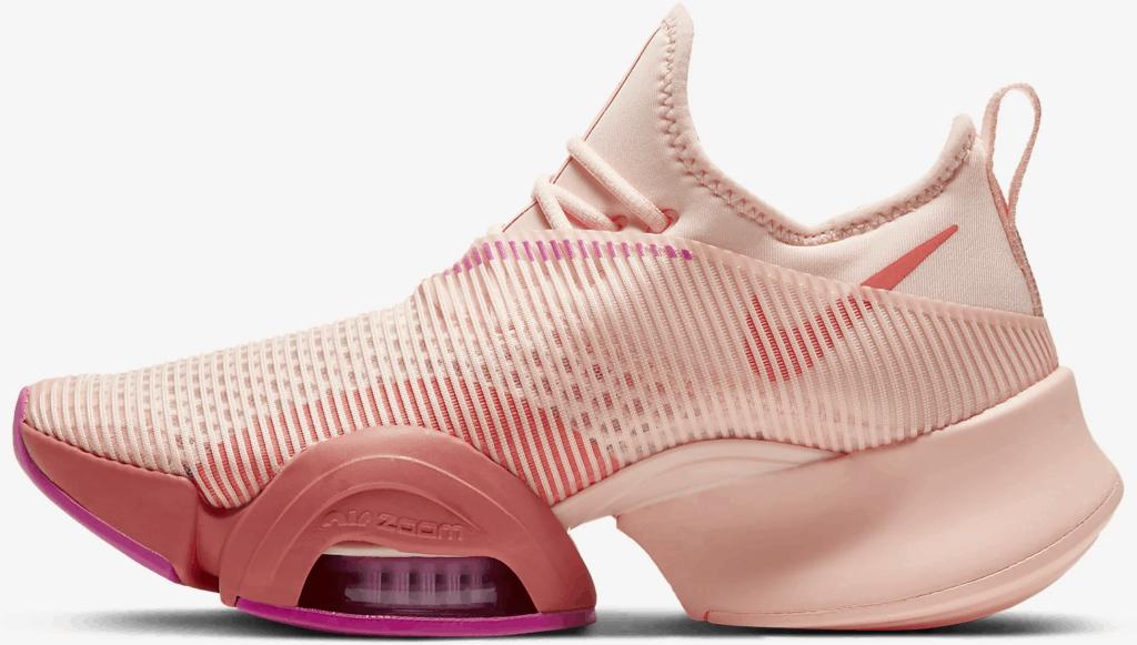 Nike Air Zoom SuperRep - Side View Women's