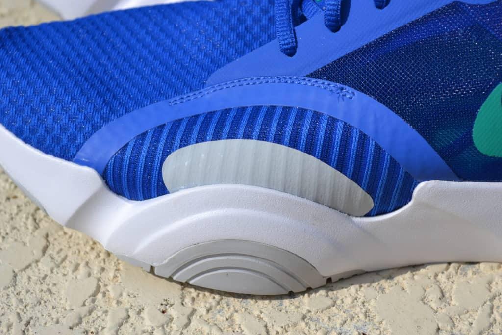 Nike SuperRep Go Training Shoe - Arc Closeup