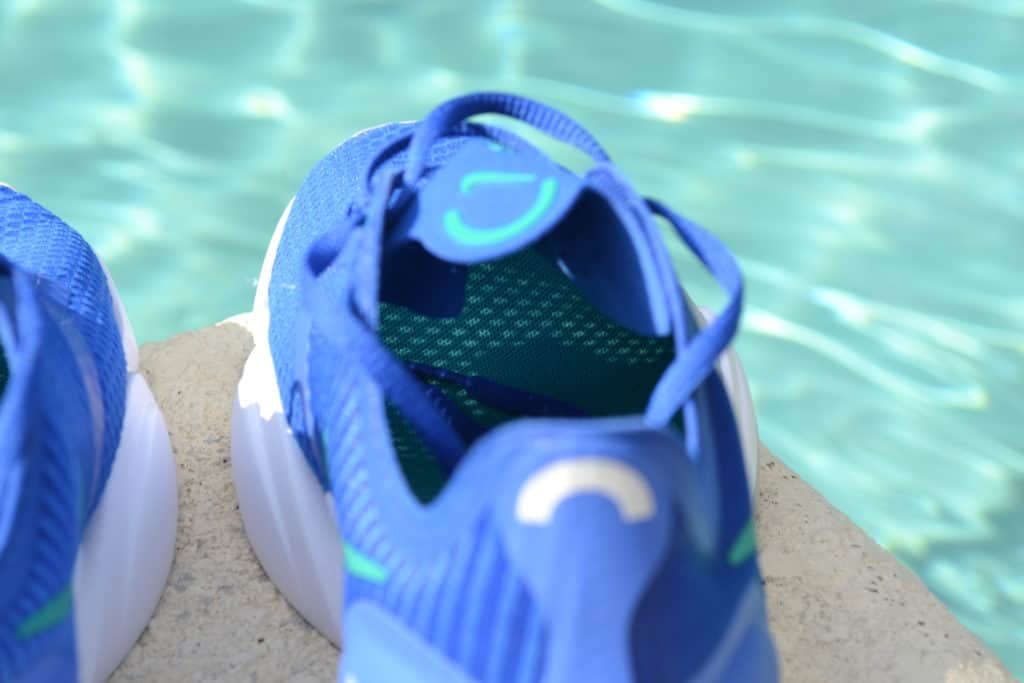 Nike SuperRep Go Training Shoe - Daylight through Mesh Upper
