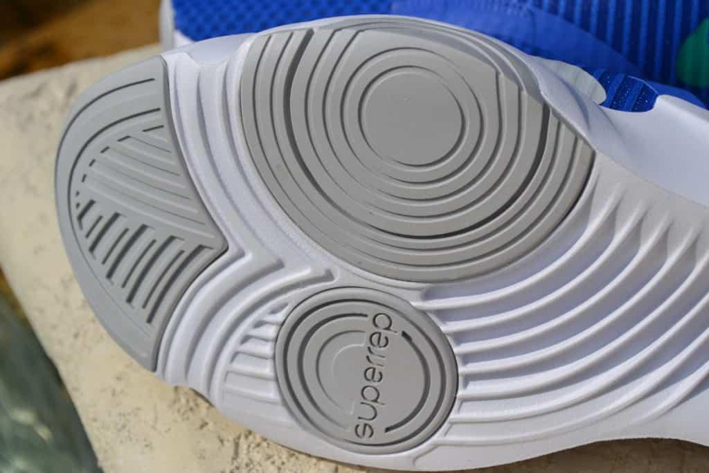 Nike SuperRep Go Training Shoe - Forefoot Closeup