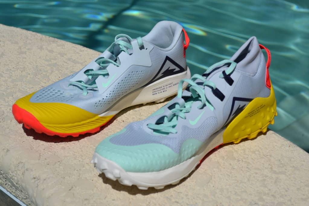 Nike Wildhorse 6 versus Nike Air Zoom Terra Kiger 6 Trail Running Shoes